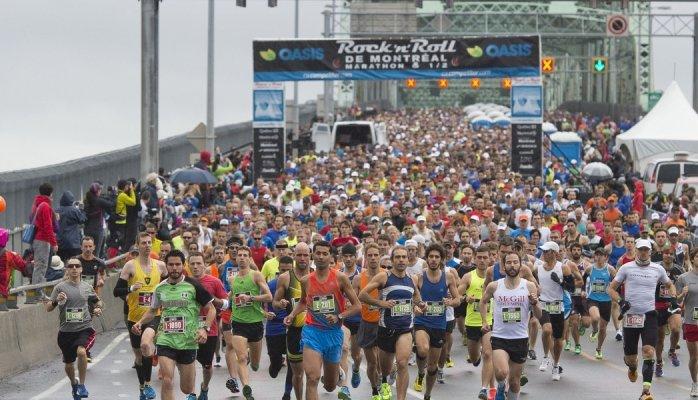 Marathon Oasis Montreal - Fondation CRDM