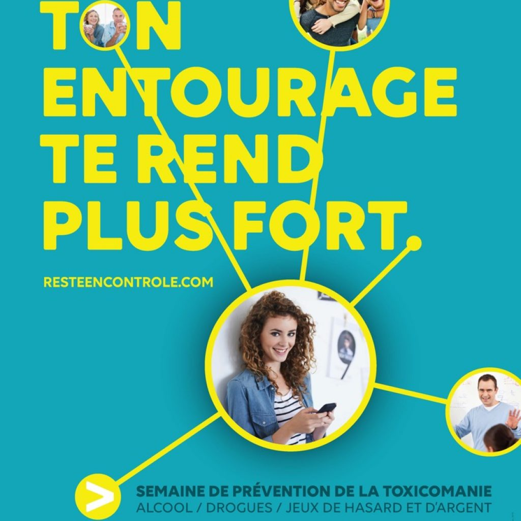 Semaine Prevention Toxicomanie