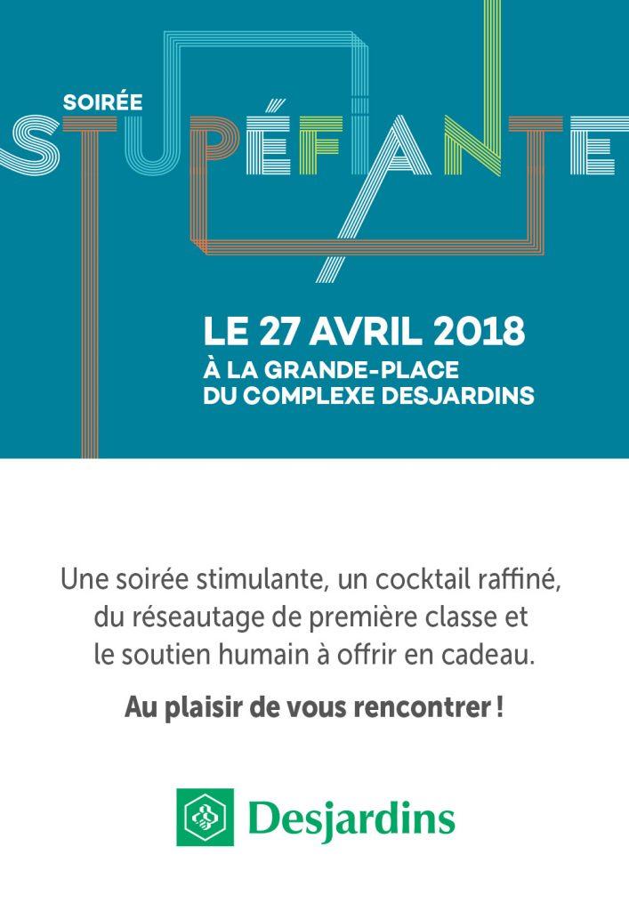 Soirée Stupéfiante 2018 - Fondation CRDM