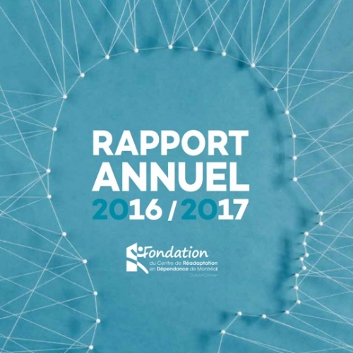 Rapport annuel 2016/2017 - Fondation CRDM